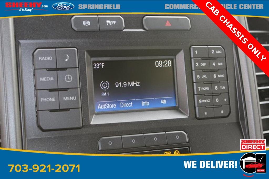 2019 F-550 Super Cab DRW 4x4, PJ's Platform Body #GG58703 - photo 4