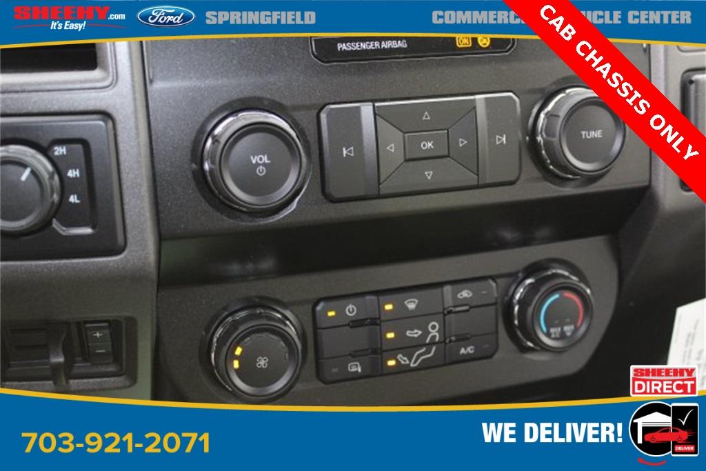 2019 Ford F-550 Super Cab DRW 4x4, PJ's Platform Body #GG58703 - photo 5