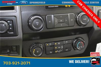 2019 F-550 Super Cab DRW 4x4, PJ's Platform Body #GG58703 - photo 10