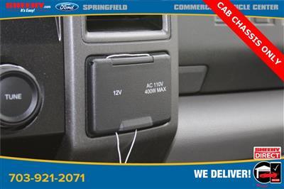 2019 F-550 Super Cab DRW 4x4, PJ's Platform Body #GG58703 - photo 11