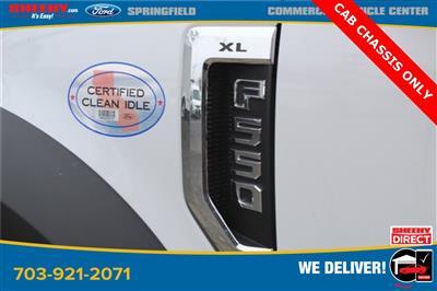 2019 Ford F-550 Super Cab DRW 4x4, PJ's Platform Body #GG58703 - photo 3
