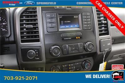 2019 Ford F-550 Super Cab DRW 4x4, PJ's Platform Body #GG58703 - photo 1