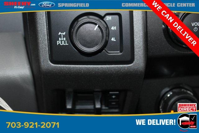 2019 Ford F-350 Regular Cab 4x4, BOSS Snowplow Pickup #GG66926 - photo 13