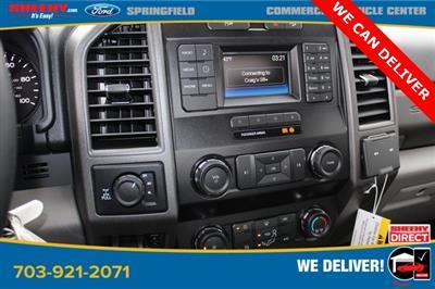 2019 F-350 Regular Cab 4x4, BOSS Snowplow Pickup #GG66926 - photo 10
