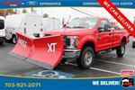 2019 F-350 Regular Cab 4x4, BOSS Snowplow Pickup #GG66926 - photo 1