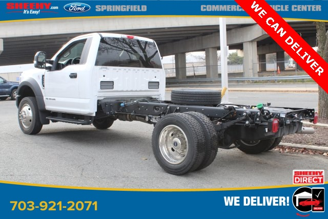 2019 F-550 Regular Cab DRW 4x4, Cab Chassis #GG69275 - photo 1