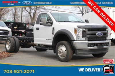 2019 F-550 Regular Cab DRW 4x4, Cab Chassis #GG69275 - photo 3