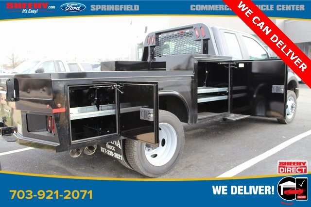 2019 F-550 Super Cab DRW 4x4, Knapheide Platform Body #GG79457 - photo 1