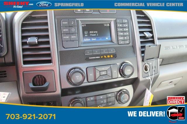 2019 Ford F-550 Super Cab DRW 4x4, Knapheide Steel Service Body #GG79506 - photo 11