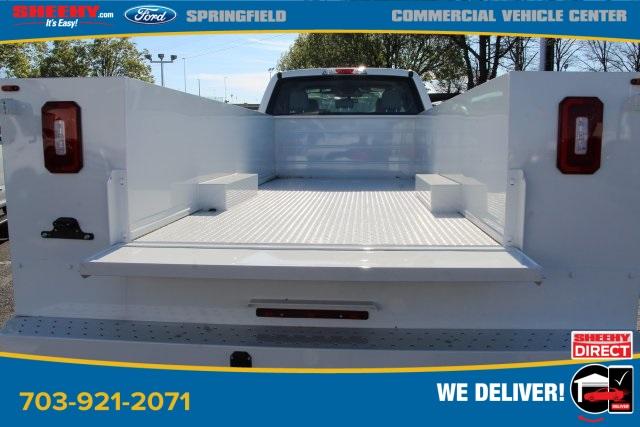 2019 Ford F-550 Super Cab DRW 4x4, Knapheide Steel Service Body #GG79506 - photo 6