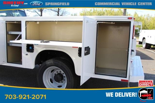 2019 Ford F-550 Super Cab DRW 4x4, Knapheide Steel Service Body #GG79506 - photo 9