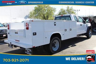 2019 Ford F-550 Super Cab DRW 4x4, Knapheide Steel Service Body #GG79506 - photo 2
