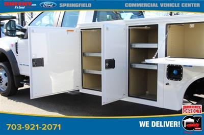 2019 Ford F-550 Super Cab DRW 4x4, Knapheide Steel Service Body #GG79506 - photo 8