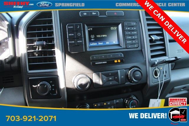 2019 Ford F-550 Crew Cab DRW 4x4, PJ's Landscape Dump #GG80404 - photo 10