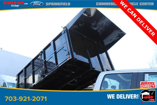 2019 Ford F-550 Crew Cab DRW 4x4, PJ's Landscape Dump #GG80404 - photo 4