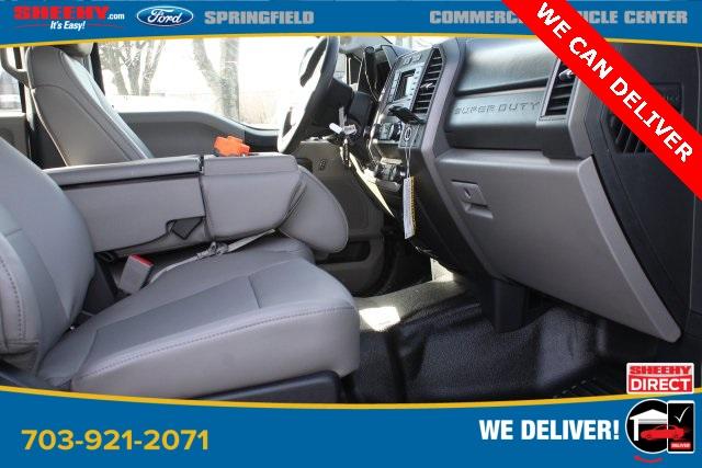 2019 Ford F-550 Crew Cab DRW 4x4, PJ's Landscape Dump #GG80404 - photo 7