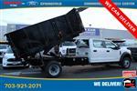 2019 F-550 Crew Cab DRW 4x4, PJ's Landscape Dump #GG80405 - photo 2
