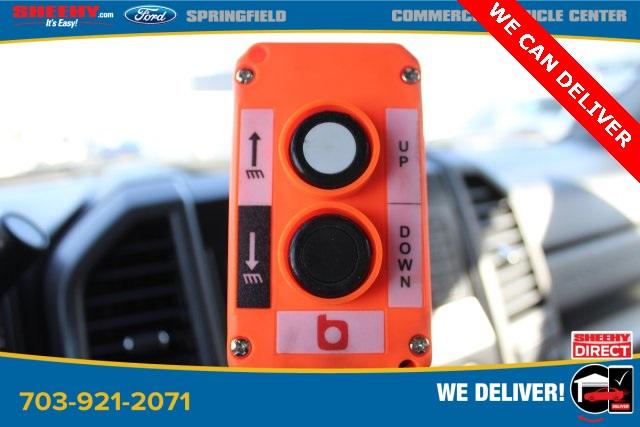 2019 F-550 Crew Cab DRW 4x4, PJ's Chipper Body #GG80406 - photo 10