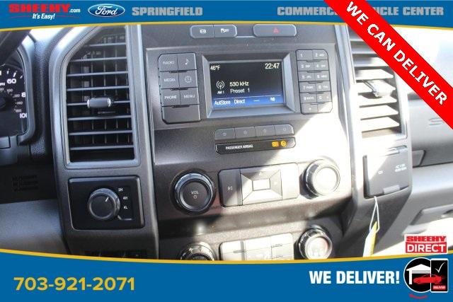 2019 F-550 Crew Cab DRW 4x4, PJ's Chipper Body #GG80406 - photo 11