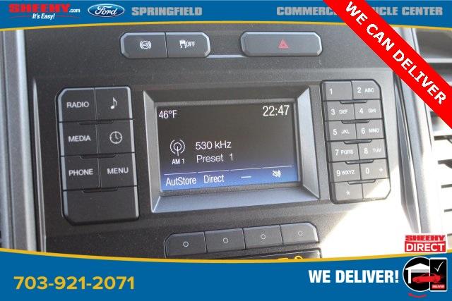 2019 F-550 Crew Cab DRW 4x4, PJ's Chipper Body #GG80406 - photo 12