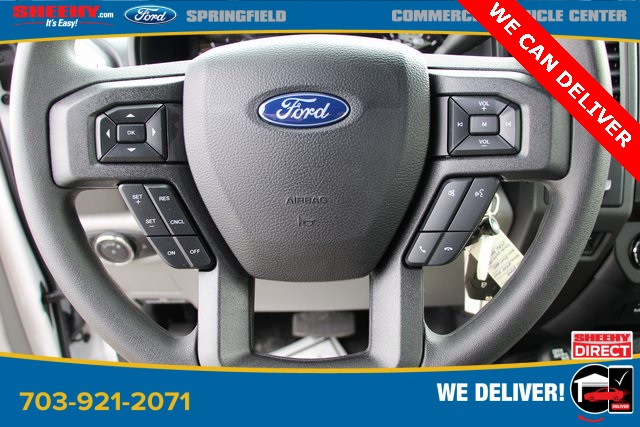 2019 Ford F-550 Super Cab DRW 4x4, PJ's Platform Body Concrete Body #GG80478 - photo 17