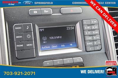 2019 Ford F-550 Super Cab DRW 4x4, PJ's Platform Body Concrete Body #GG80478 - photo 13