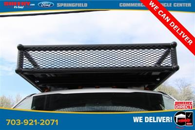 2019 Ford F-550 Super Cab DRW 4x4, PJ's Platform Body Concrete Body #GG80478 - photo 5
