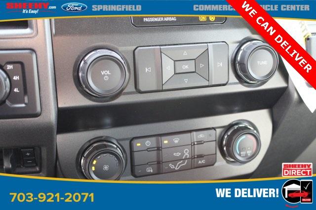 2019 Ford F-550 Super Cab DRW 4x4, PJ's Chipper Body #GG80484 - photo 13