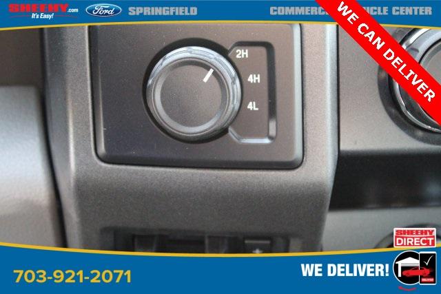 2019 Ford F-550 Super Cab DRW 4x4, PJ's Chipper Body #GG80484 - photo 15
