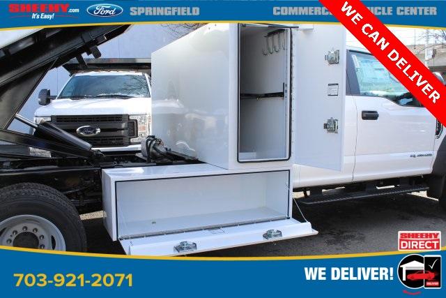 2019 F-550 Super Cab DRW 4x4, PJ's Chipper Body #GG80484 - photo 5