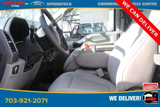 2019 Ford F-550 Super Cab DRW 4x4, PJ's Chipper Body #GG80484 - photo 9