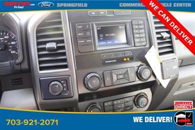 2019 Ford F-550 Super Cab DRW 4x4, PJ's Chipper Body #GG80484 - photo 11