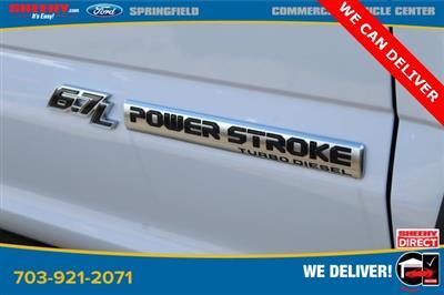 2019 Ford F-550 Super Cab DRW 4x4, PJ's Chipper Body #GG80484 - photo 8
