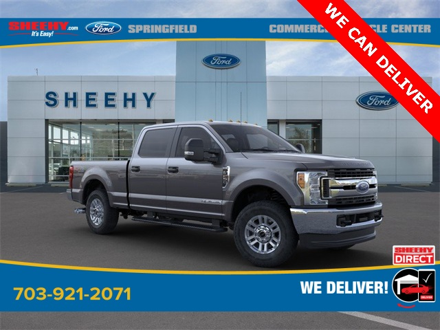 2019 F-250 Crew Cab 4x4, Pickup #GG88408 - photo 7
