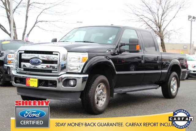 2016 F-250 Crew Cab 4x4, Pickup #GJP1786 - photo 4