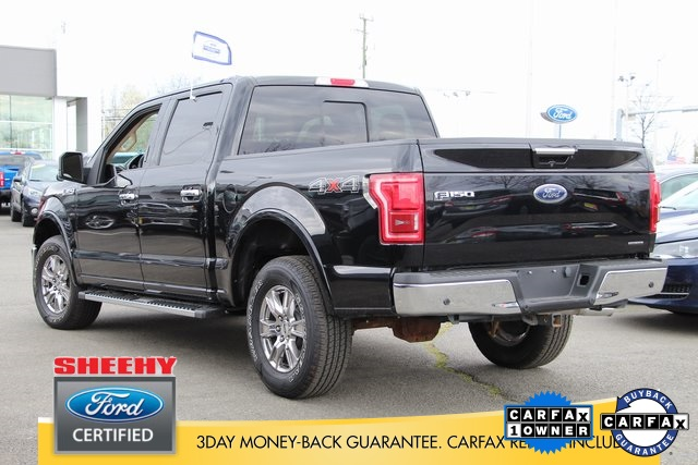 2016 F-150 SuperCrew Cab 4x4, Pickup #GJP1817 - photo 5