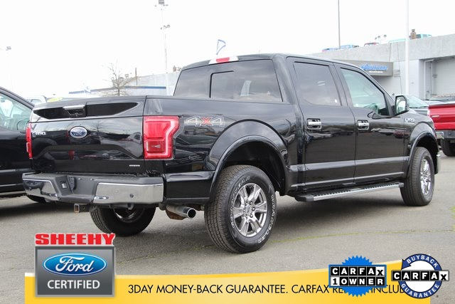 2016 F-150 SuperCrew Cab 4x4, Pickup #GJP1817 - photo 2
