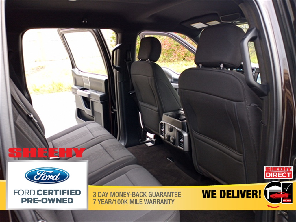 2018 Ford F-150 SuperCrew Cab 4x4, Pickup #GJP2155 - photo 55
