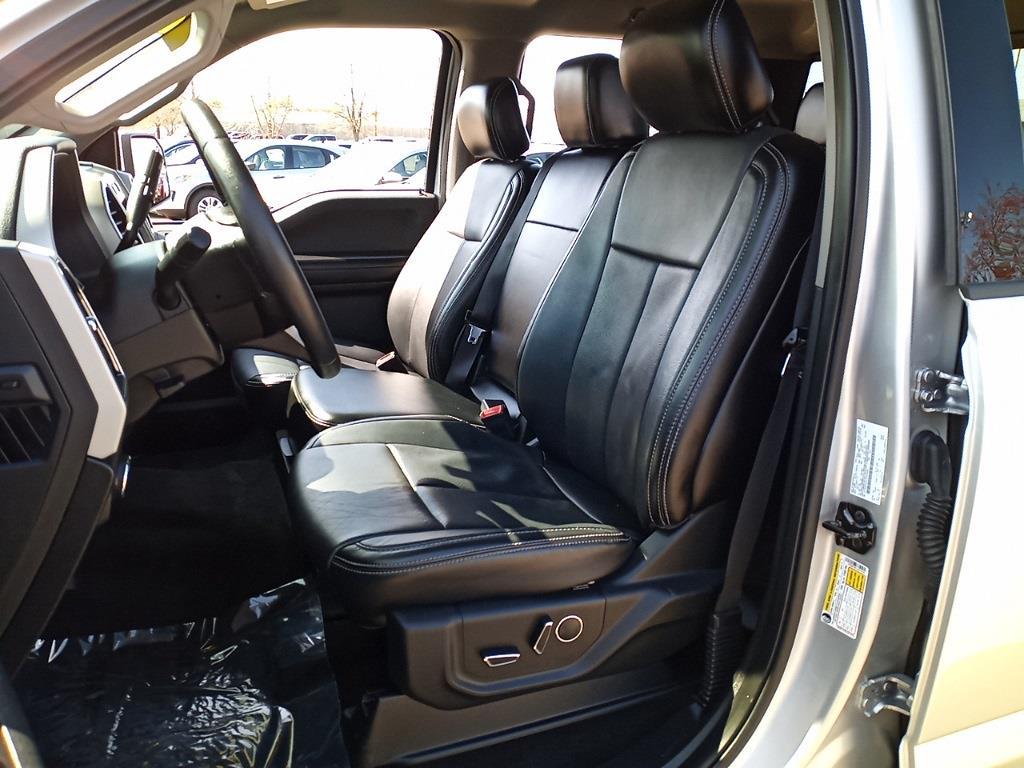 2018 Ford F-150 SuperCrew Cab 4x4, Pickup #GJP2312A - photo 11
