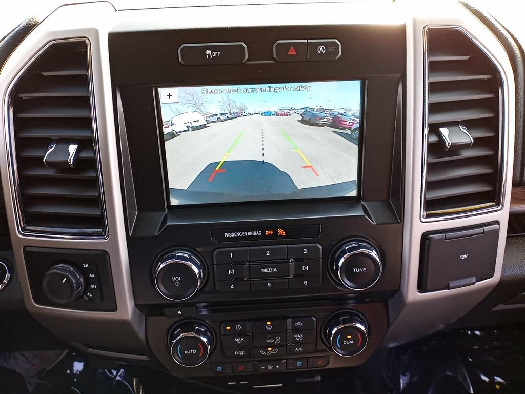 2018 Ford F-150 SuperCrew Cab 4x4, Pickup #GJP2312A - photo 16