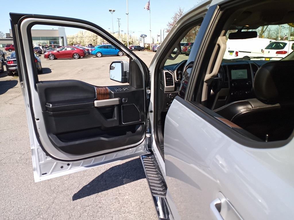 2018 Ford F-150 SuperCrew Cab 4x4, Pickup #GJP2312A - photo 39