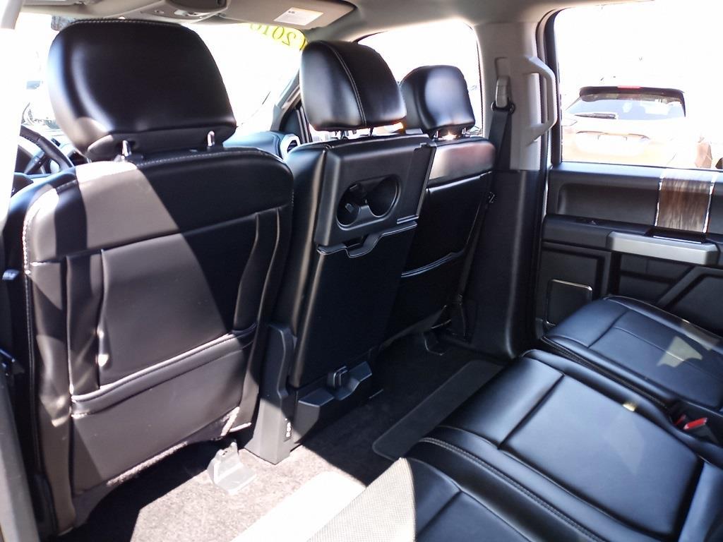 2018 Ford F-150 SuperCrew Cab 4x4, Pickup #GJP2312A - photo 45