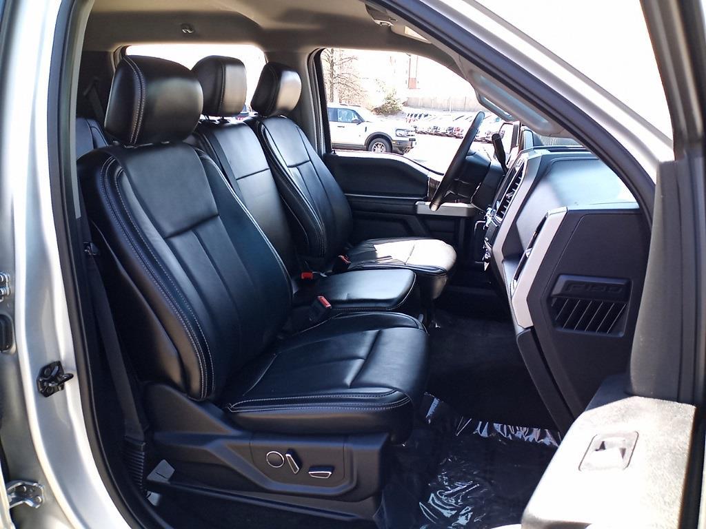 2018 Ford F-150 SuperCrew Cab 4x4, Pickup #GJP2312A - photo 53