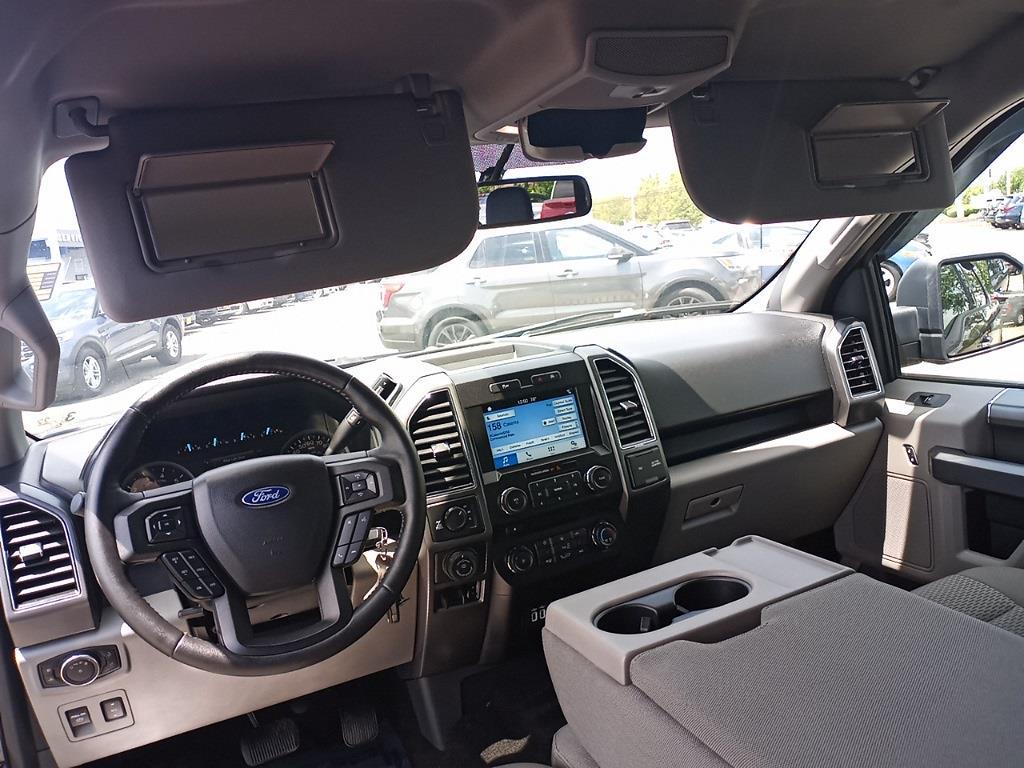 2018 Ford F-150 SuperCrew Cab 4x4, Pickup #GJP2354 - photo 48