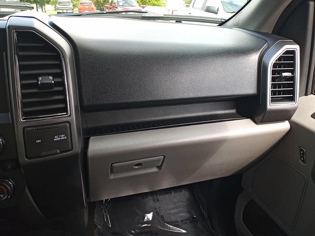2018 Ford F-150 SuperCrew Cab 4x4, Pickup #GJP2376 - photo 42