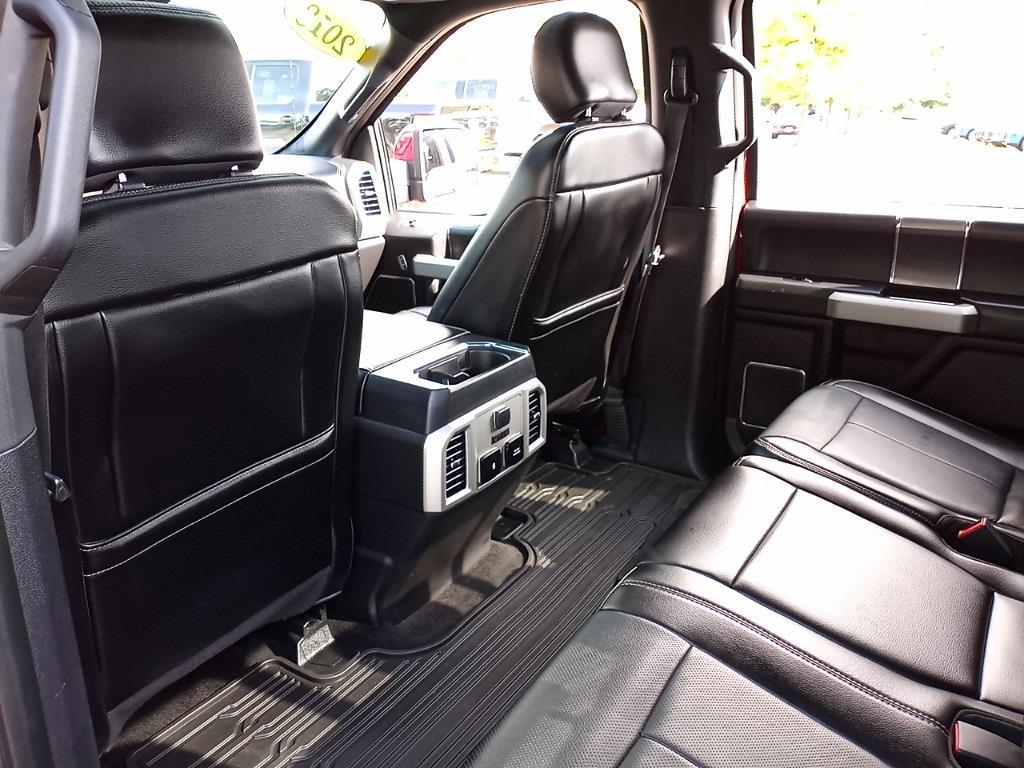 2018 Ford F-150 SuperCrew Cab 4x4, Pickup #GJP2393 - photo 29