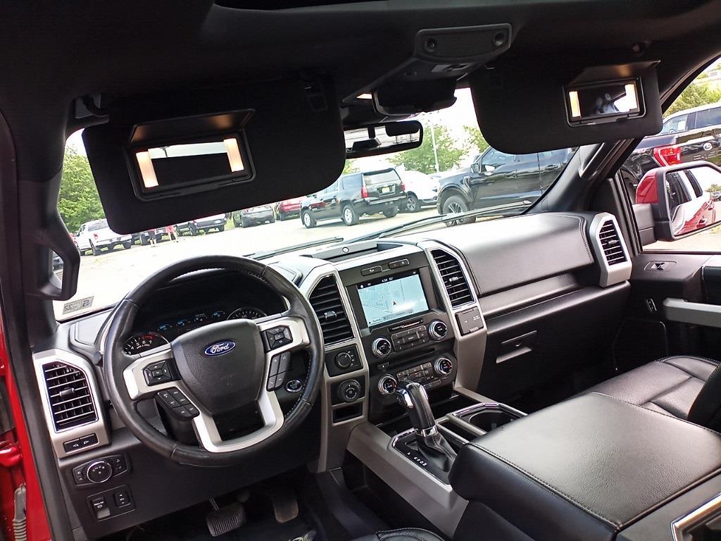 2018 Ford F-150 SuperCrew Cab 4x4, Pickup #GJP2393 - photo 52