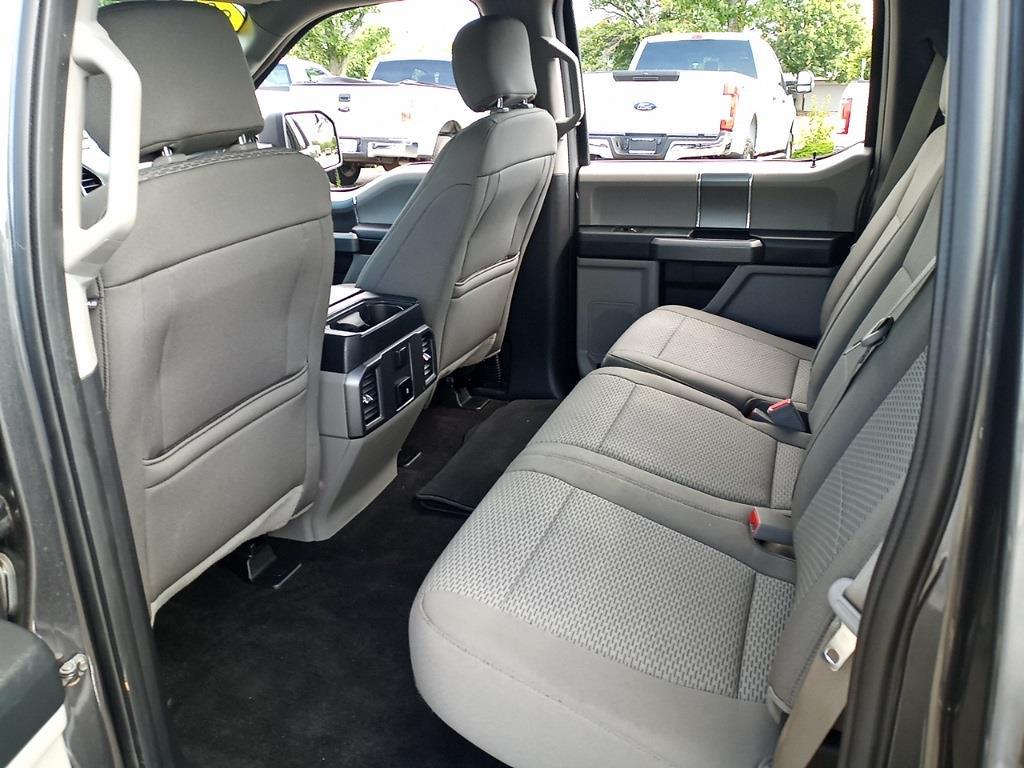 2018 Ford F-150 SuperCrew Cab 4x4, Pickup #GJP2396 - photo 25