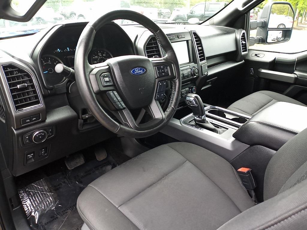 2018 Ford F-150 SuperCrew Cab 4x4, Pickup #GJP2398 - photo 25