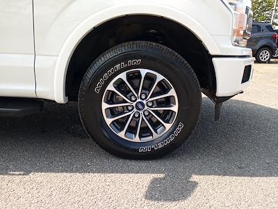 2018 Ford F-150 SuperCrew Cab 4x4, Pickup #GJP2436 - photo 18